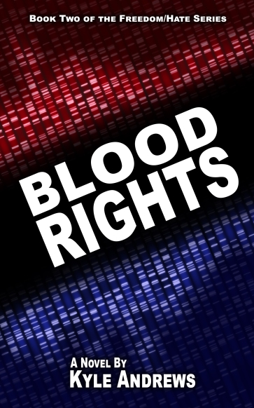 Blood Rights Kindle Cover