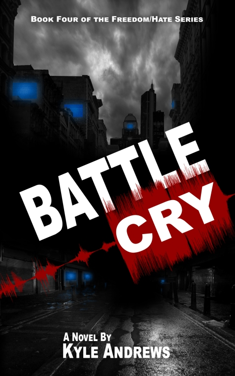Battle Cry Kindle Cover